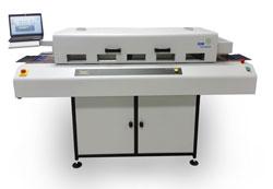 Reflow Oven, 5-zone GF-125