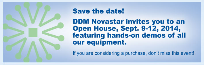 DDM Announces Second Open House