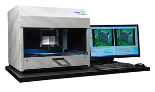 The Novascope Semi Automatic Optical Inspection System for PCB